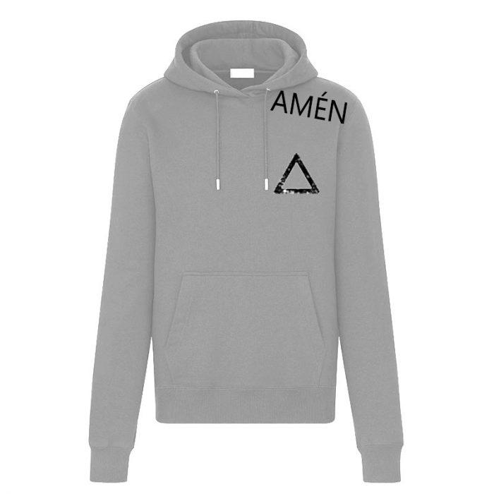 DC SUDADERA 5 Front hoodie Dios es chido 2